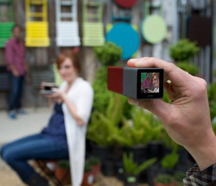 The Lytro Camera Allows You To Focus The Picture After You Take It