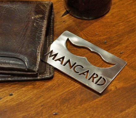 The Man Card Bottle Opener (2 Pack)