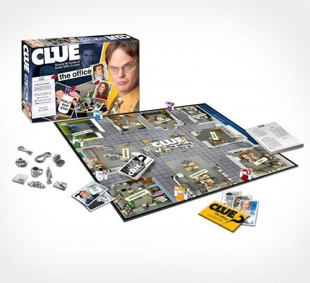 There's Now a 'The Office' Edition Clue Board Game That Exists