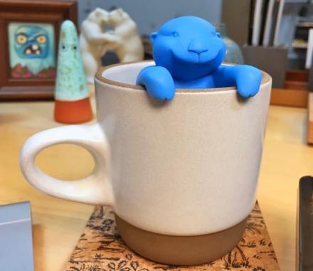 The Otter Tea Infuser Is the Cutest Tea Infuser You'll Ever Use