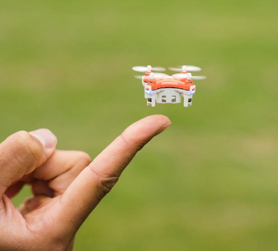 The Skeye Pico Drone Is The World S Smallest Quadcopter