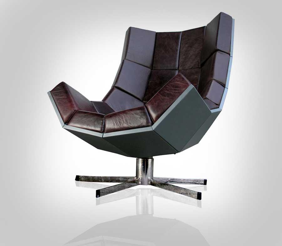 The Ultimate Evil Villain Chair