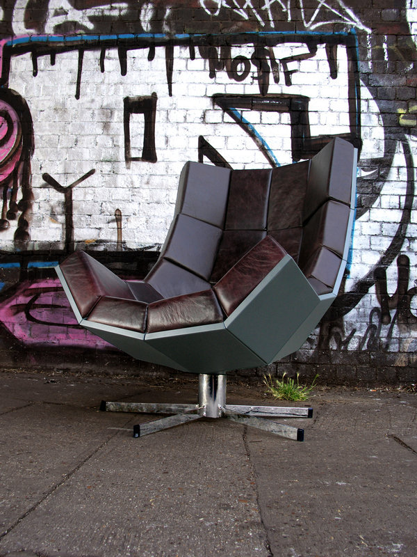 The Ultimate Evil Villain Chair 1