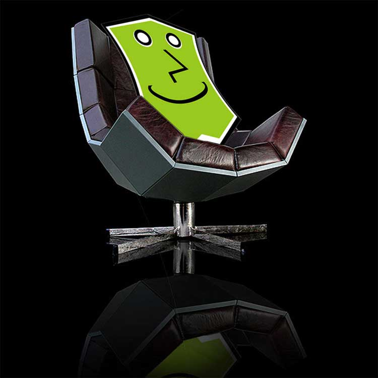 The Ultimate Evil Villain Chair 2