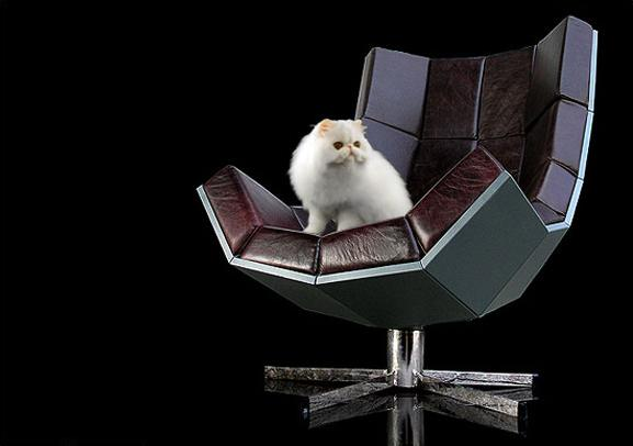 The Ultimate Evil Villain Chair 3