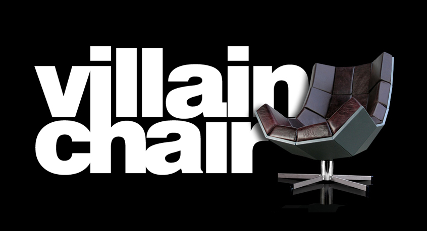 The Ultimate Evil Villain Chair 4