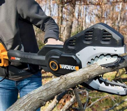 The WORX JawSaw Is Your Own Personal Jaws of Life