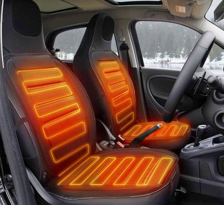 There Are Now After-market Heated Car Seats You Can Get To Survive Cold Winter Drives
