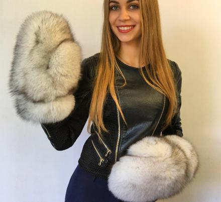 These Giant Fur Mittens Should Ensure Your Hands Stay Warm This Winter