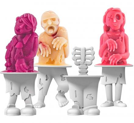 These Molds Let You Make And Eat Zombie Popsicles