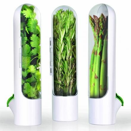 These Pods Will Triple The Life Of Your Fresh Herbs
