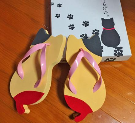 These Cat Shaped Sandals Belong On Every Cat Lady's Feet