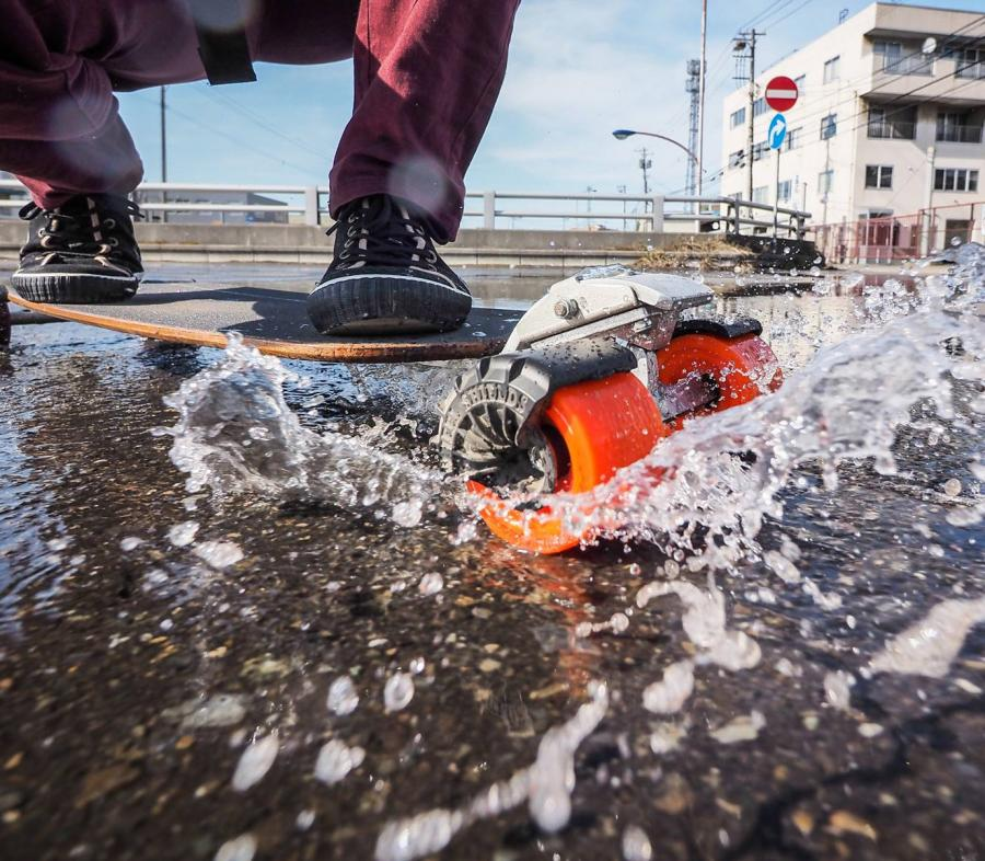 Can Electric Scooters Be Used In The Rain? - WheelsRow
