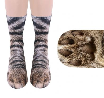 Unique Gifts For Mom Found Animal Feet Socks Turn Your Into Paws