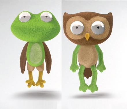 These Stuffed Animals Have Mix-and-Match Limbs So You Can Create Hybrid Mutants