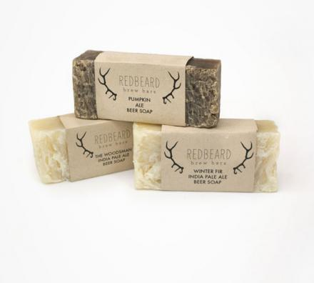 This Brew Bar Soap Is Made From Actual Beer (3 Pack)