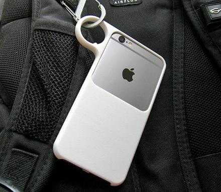 This iPhone Case Lets You Hold It With One Finger