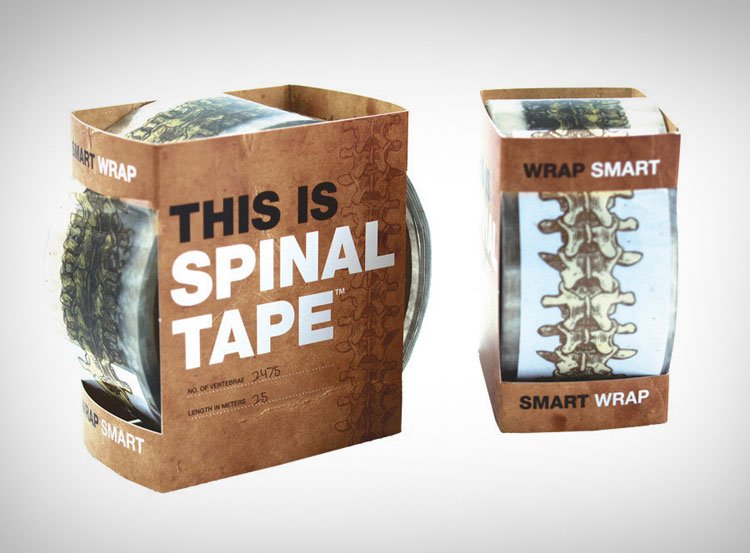 Spinal Tap Tape