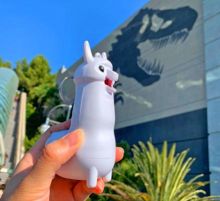 This Pepper Spray Spitting Llama Keychain Might Be The Cutest Way To Defend Yourself
