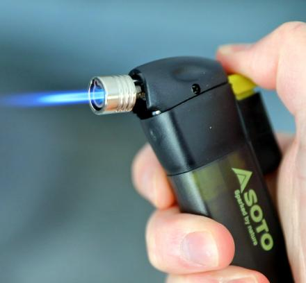 This Pocket Torch Turns Any Lighter Into A Torch