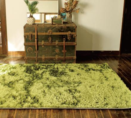 Grass Rug: A Rug That Looks Like It