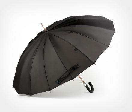 This Smart Umbrella Will Notify You If You Leave It Somewhere