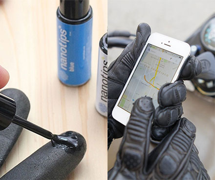 This Solution Makes Any Pair Of Gloves Touchscreen Compatible