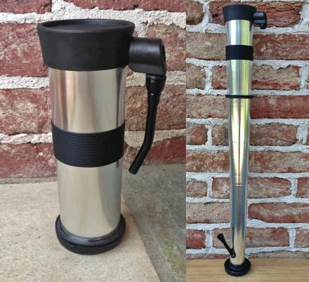 There's Now a Telescoping Coffee Mug That Extends Out To Become a Bong