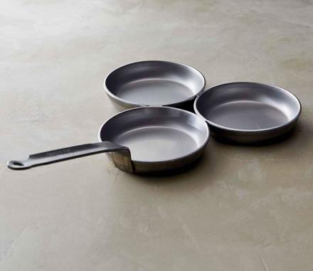 This Triple Pan Makes 3 Mini Pancakes at a Time