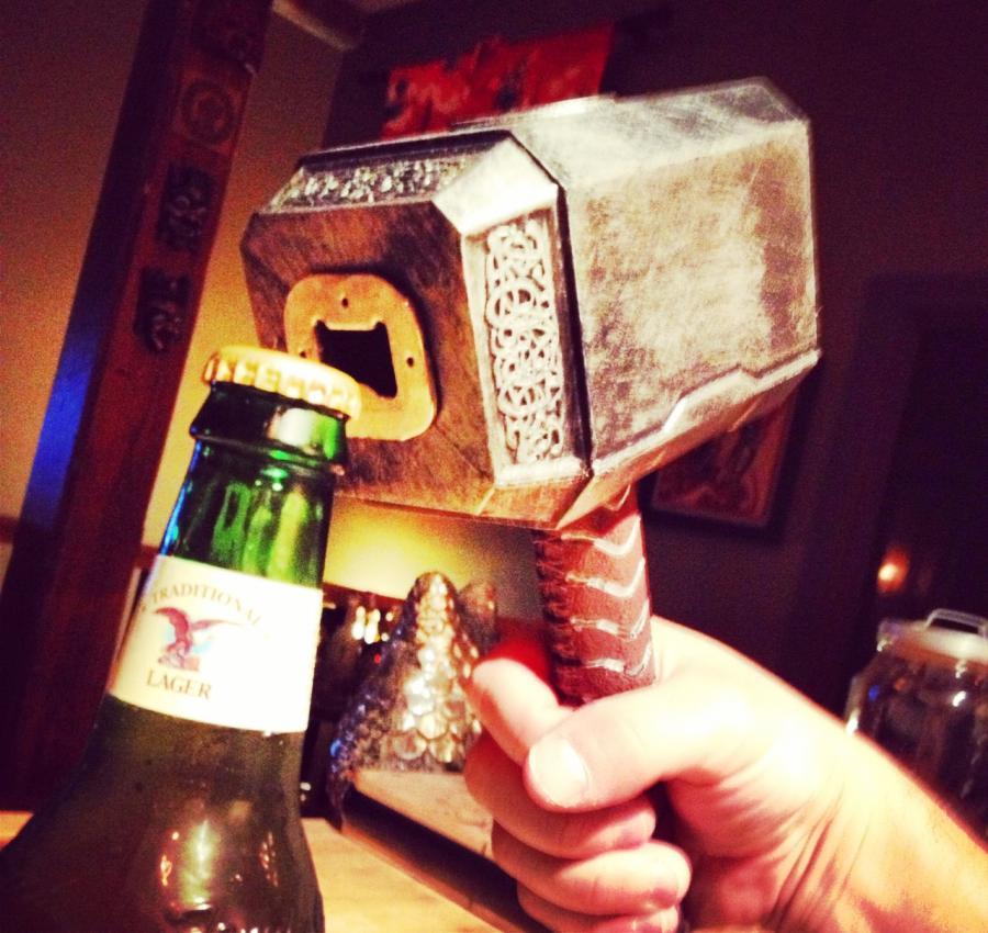 Thor's Hammer Bottle O...