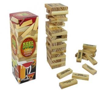 Drinking Jenga Game