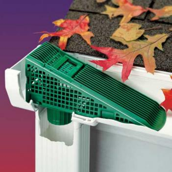 Gutter Downspout Leaf Filter