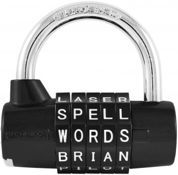 Word Combination Lock