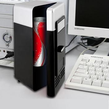 Mini USB Powered Fridge