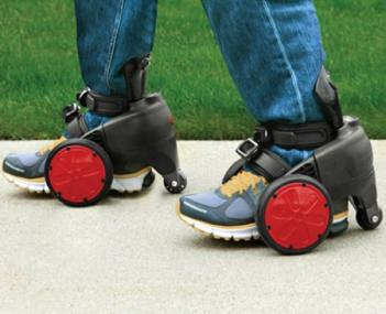 Electric Motorized Skates