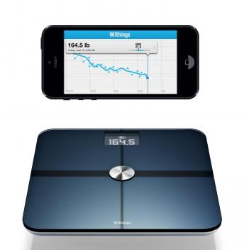 Bathroom Scale With Smartphone App