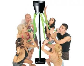 Bongzilla 6 Person Beer Bong