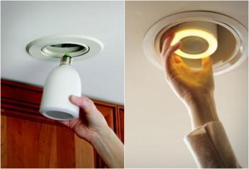 Wireless Speaker / Light Bulb