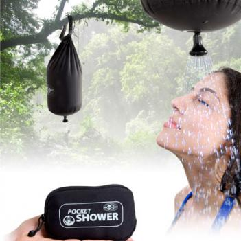 Portable Pocket Shower