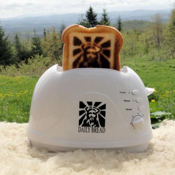 The Jesus Toaster