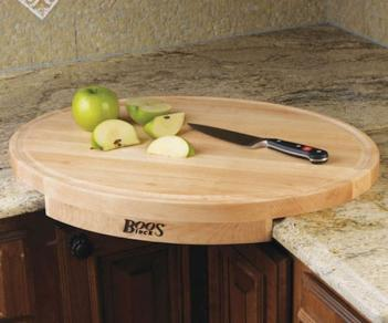 Corner Counter Cutting Board