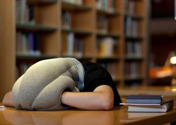 Portable Power Nap Pillow