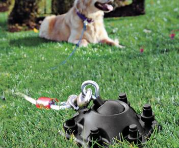 SureSwivel Tangle Free Dog Tether