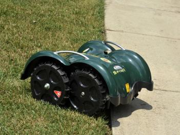 Cordless Electric Lawnmower Robot
