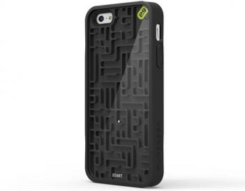 iPhone Ball Maze Puzzle Case