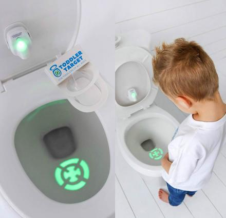 Awesome Toddler Target Toilet Light Helps Potty Train Kids Evergreenethics Interior Chair Design Evergreenethicsorg