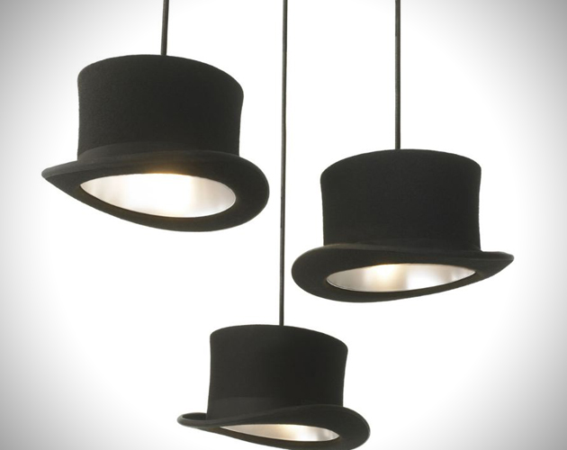 Top Hat Light