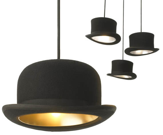 top hat light. Black Bedroom Furniture Sets. Home Design Ideas