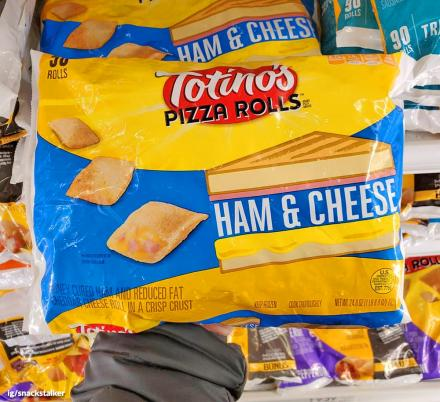 Totino's Has Just Released Ham and Cheese Pizza Roles For Marvelous 90's Nostalgia