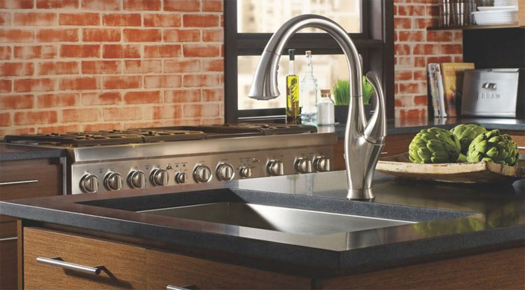 Delta Addison Touch2O Kitchen Faucet